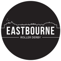 Eastbourne Roller Derby logo by That Beast Jen