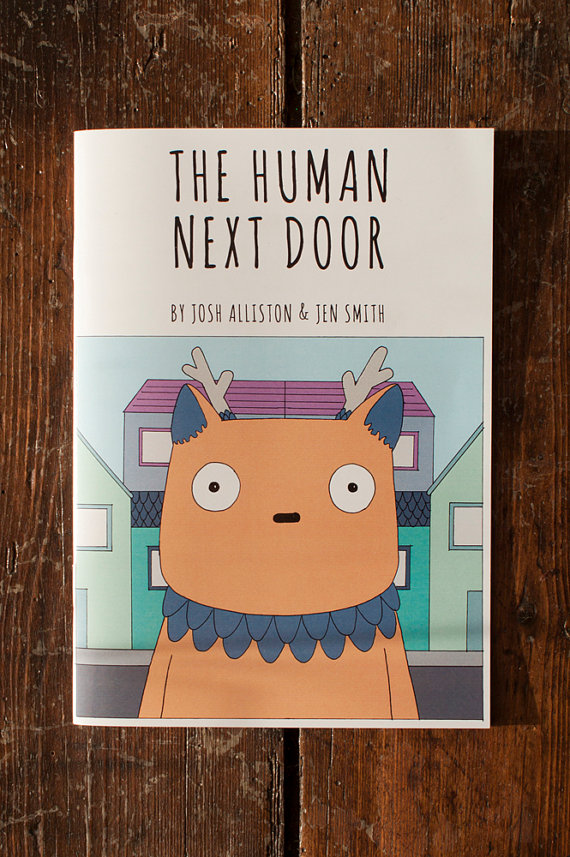 the-human-next-door-comic