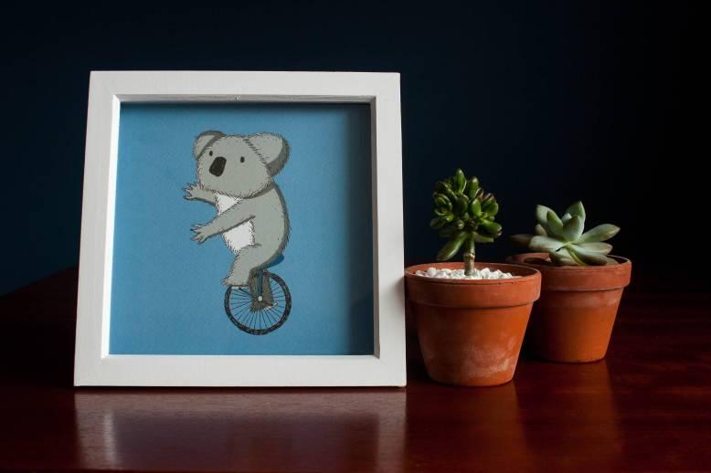 koala-bear-unicycle-bike